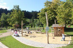 Spielplatz im Kurpark